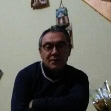 Gebruikersprofiel Antonino