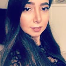 Profil utilisateur de Sahar