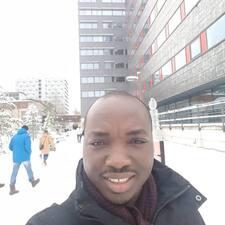 Profil utilisateur de Godfrey
