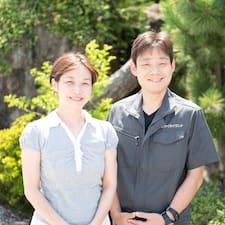 Profilo utente di Fumie & Naoki