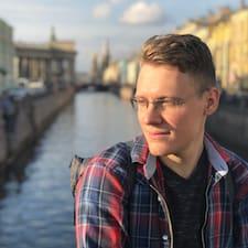 Profil utilisateur de Валентин