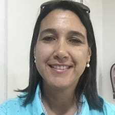 Användarprofil för María Jose