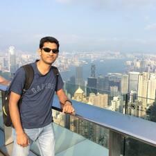 Vinodh Kumar的用戶個人資料