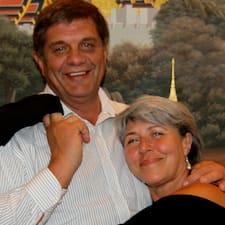 Profil utilisateur de Theuns & Martie Stofberg