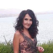 Profil utilisateur de Sophia