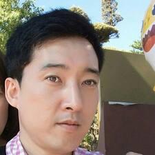 Sangkon felhasználói profilja