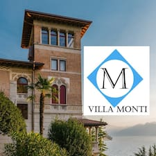 Профиль пользователя Villa Monti S.R.L.