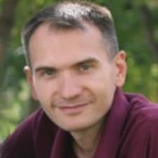 Maksym felhasználói profilja