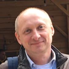 Gebruikersprofiel Sergei