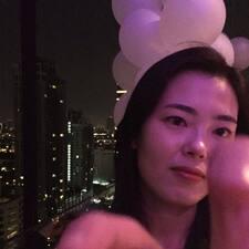 Profil utilisateur de Hye Kyung