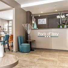 Το προφίλ του/της Paris D'Issy Hotel