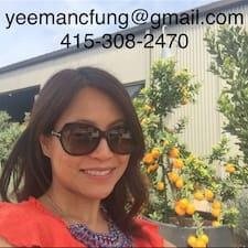 Yeeman felhasználói profilja