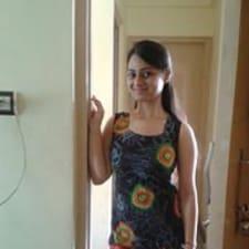 Charu felhasználói profilja