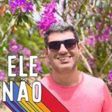 Perfil do usuário de Leandro