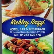 Profil utilisateur de Richley Razzi