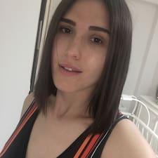 Profilo utente di Hayriye