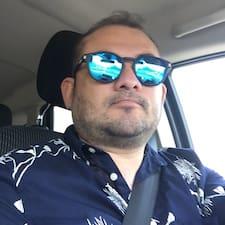 Profil Pengguna Victor Iván