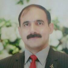 Profil utilisateur de Farooq