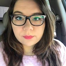 Profil utilisateur de Jacqueline Ann