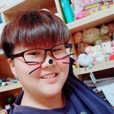 妤珊 felhasználói profilja