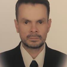 Fredy Oswaldo Brugerprofil