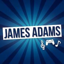 James用戶個人資料