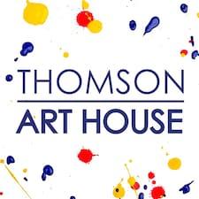 Thomson Art House的用戶個人資料