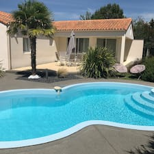 Gebruikersprofiel La Villa O'Sables