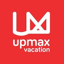 Upmax User Profile