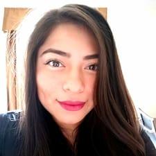 Rebeca - Uživatelský profil