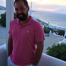 Profil utilisateur de Παντελής