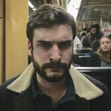 Romain felhasználói profilja