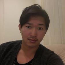 Yukihiro felhasználói profilja