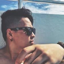 Ricky felhasználói profilja