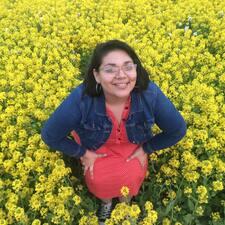 Ana Laura felhasználói profilja