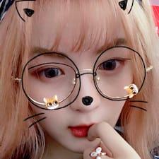 Berry felhasználói profilja