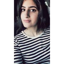 Profil utilisateur de Amna