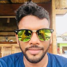 Profil utilisateur de Chamila