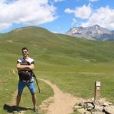 Gregoire felhasználói profilja