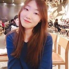 Perfil do usuário de 은영