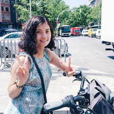 Kate Yu-Ching User Profile