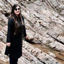 Raveena - Uživatelský profil