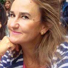 María Belén felhasználói profilja