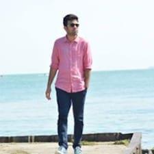 Кориснички профил на Pranay