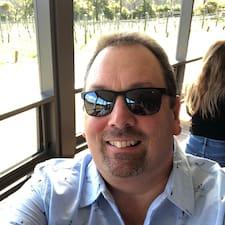 Greg Brown felhasználói profilja