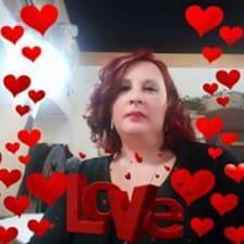 Giusy felhasználói profilja