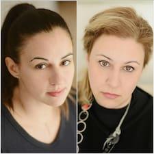 Voula & Vanessa User Profile