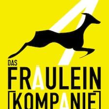 Profil utilisateur de Marie - Das Fräulein (Kompanie)