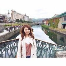 Nutzerprofil von Sheng-Chieh