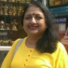 Gebruikersprofiel Suma Sainath